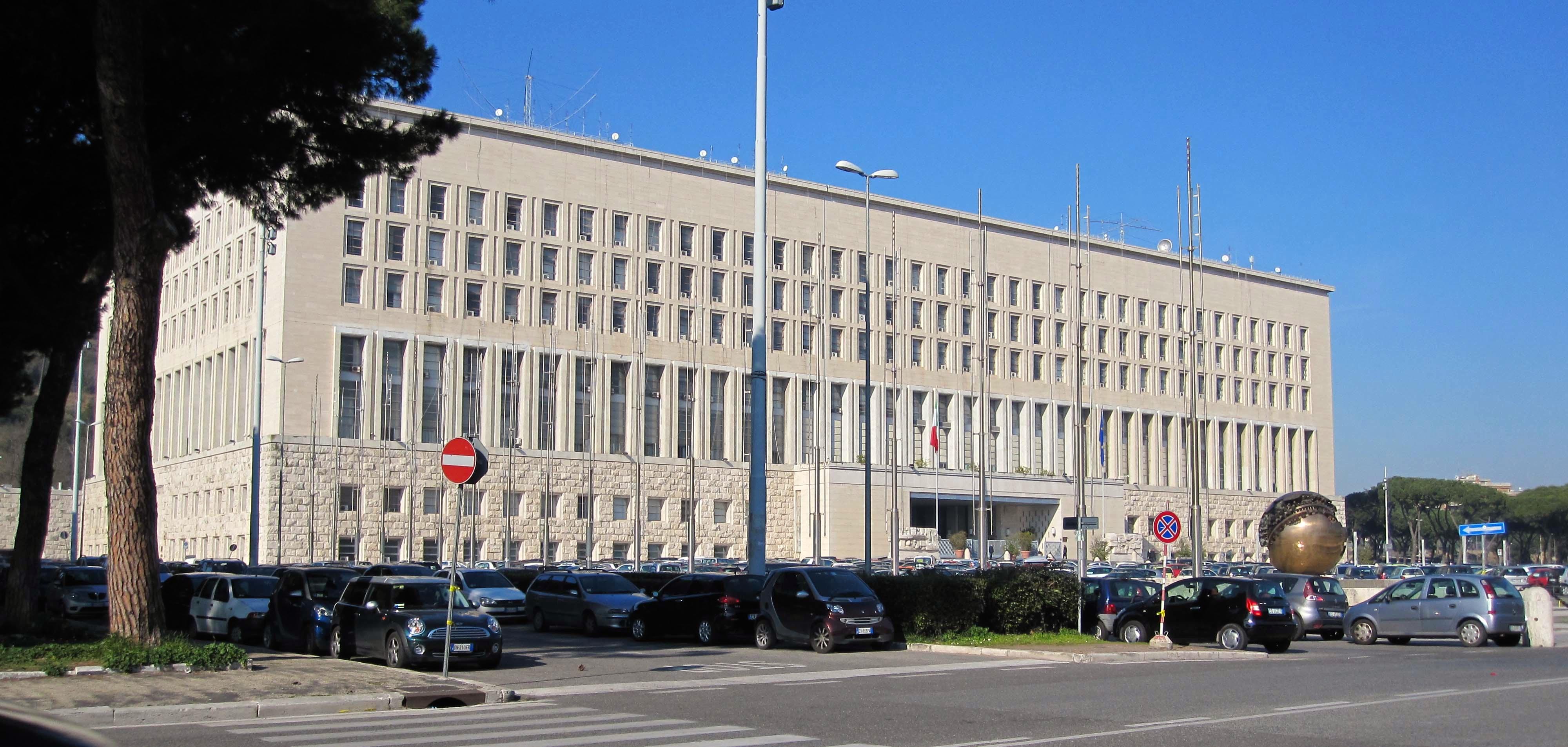 Außenministerium_Italien_Ebner