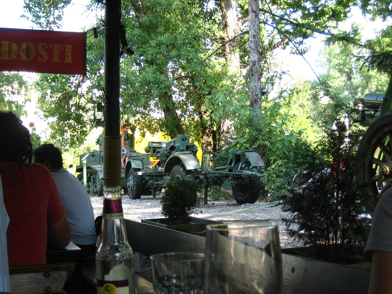 Sarajevo, Cafe Tito