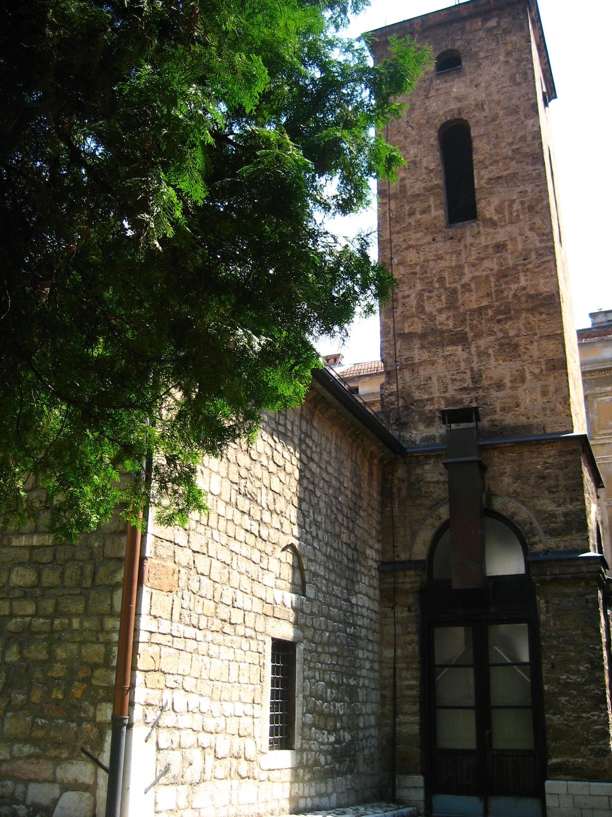 Sarajevo, Serbisch-Orthodoxe Kirche des Heiligen Erzengels