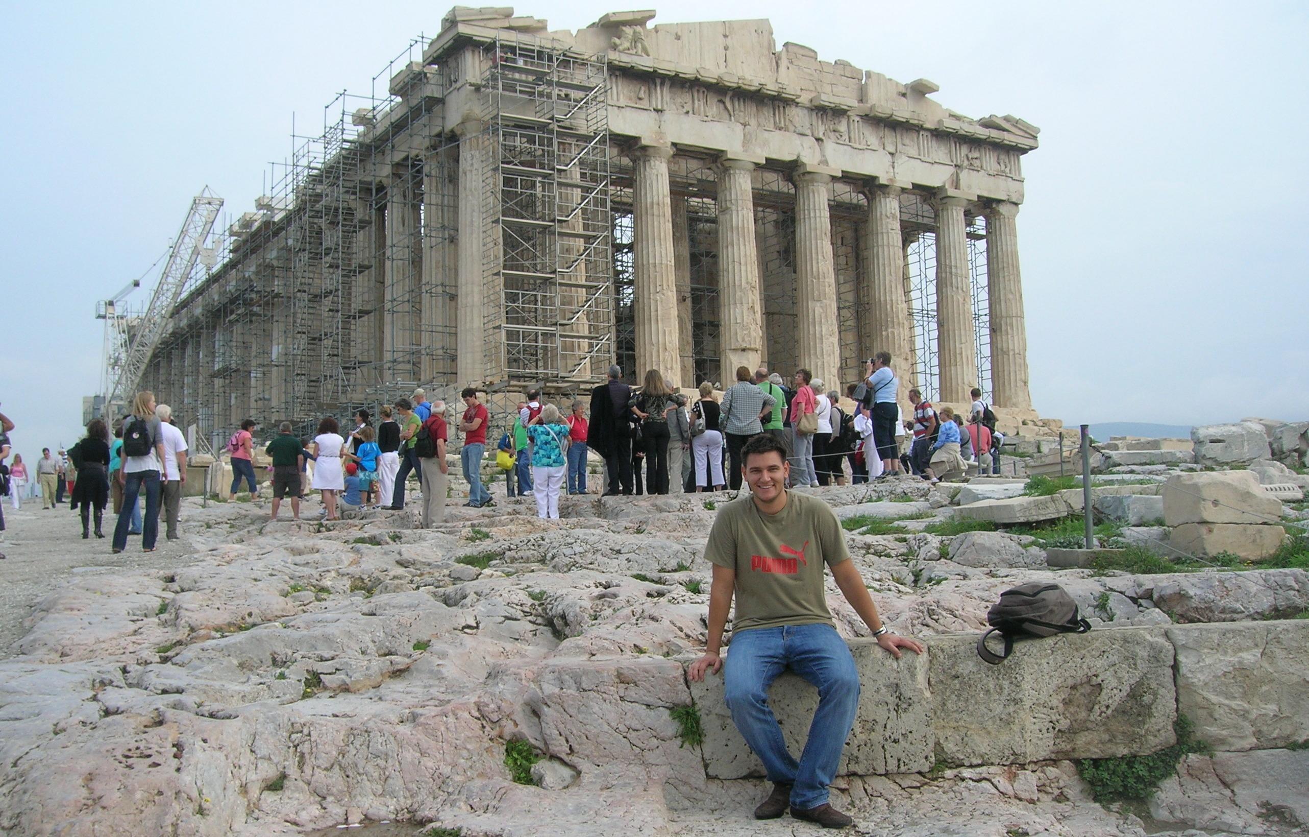 Akropolis Kopie